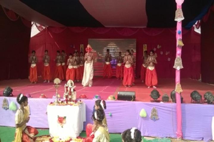 G S Public School-Festival Celebration