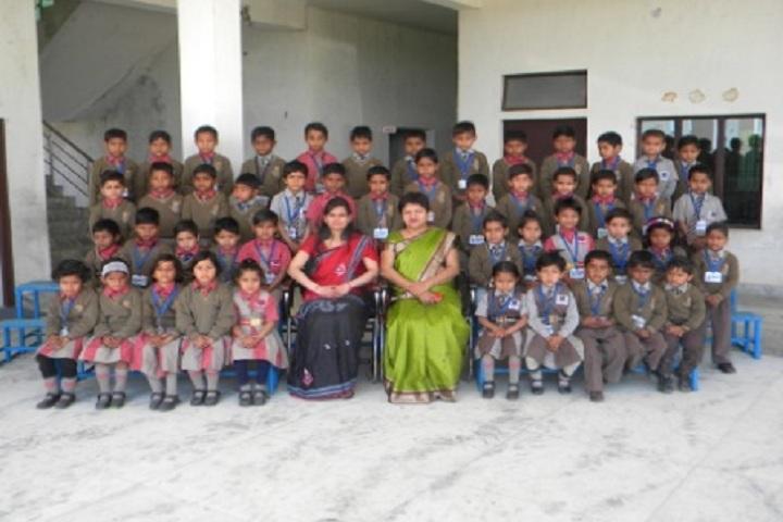 G S Public School-Group Photo