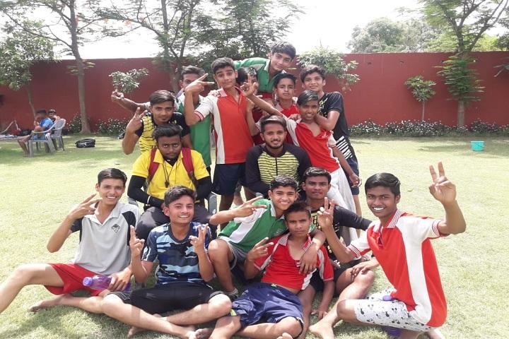 G S Public School-Sports Day