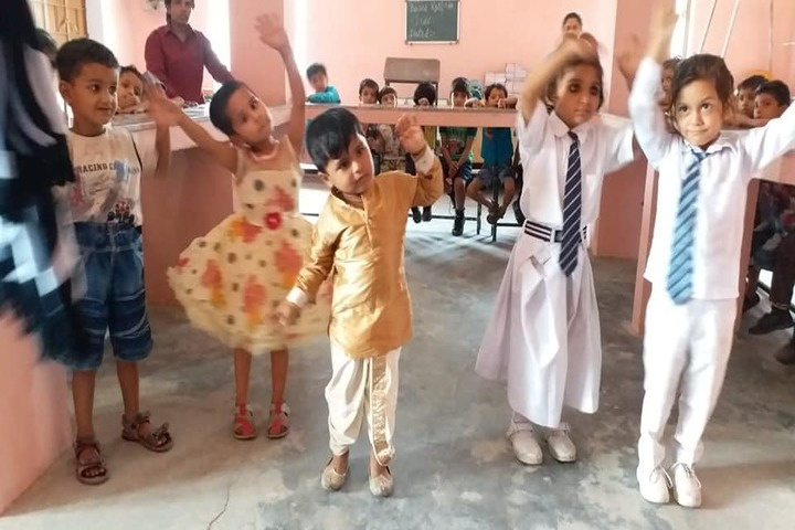 Galaxy Convent School-Dance Activity
