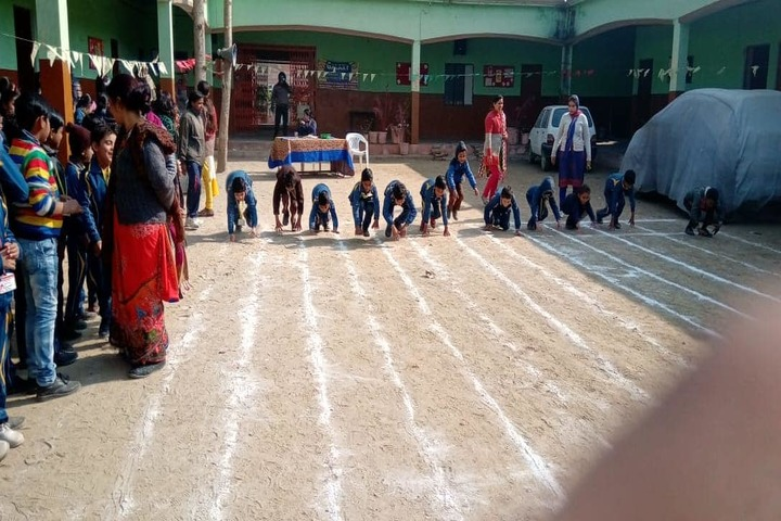 Galaxy Convent School-Games