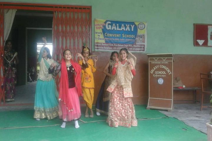 Galaxy Convent School-Krishnastami Celebrations