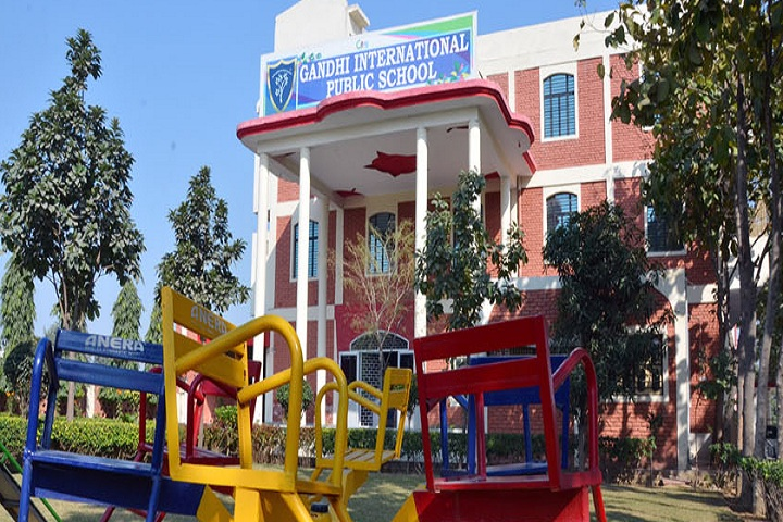 Gandhi International Public School-Campsu View