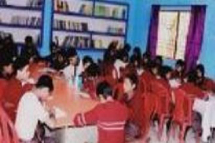 Gandhi Memorial School-Library