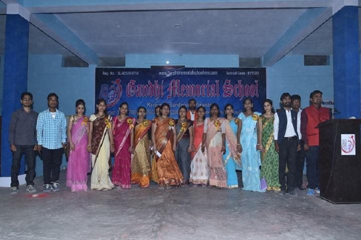 Gandhi Memorial School-Staff