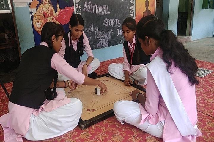 Gandhi Memorial School-Games
