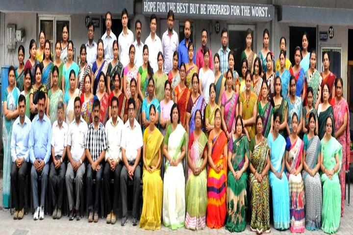 Gandhi Nagar Public School-School Staff
