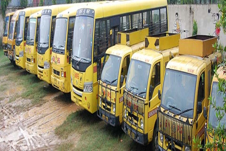 Gandhi Nagar Public School-Transport