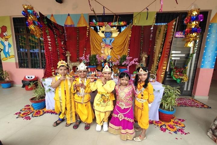 Gardenia Public School-Festival Celebrations