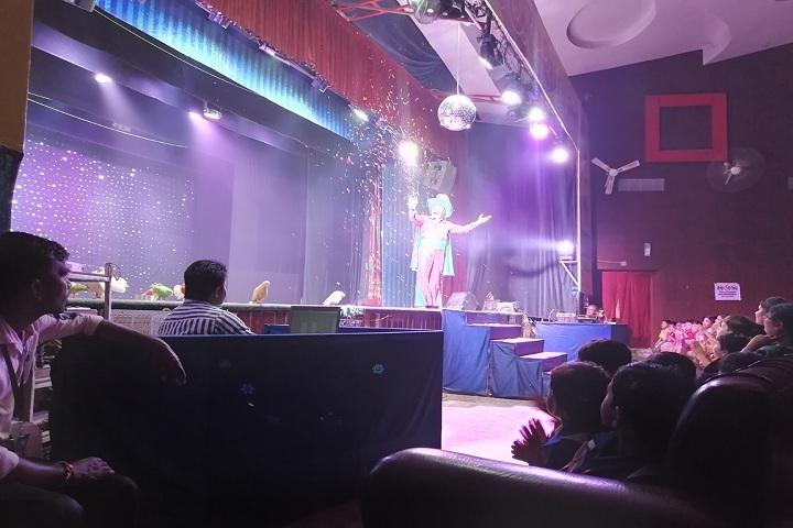 Gardenia Public School-Magic Show