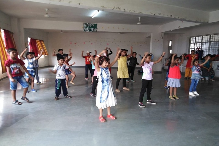 Gaurav Memorial International School-Dance Room