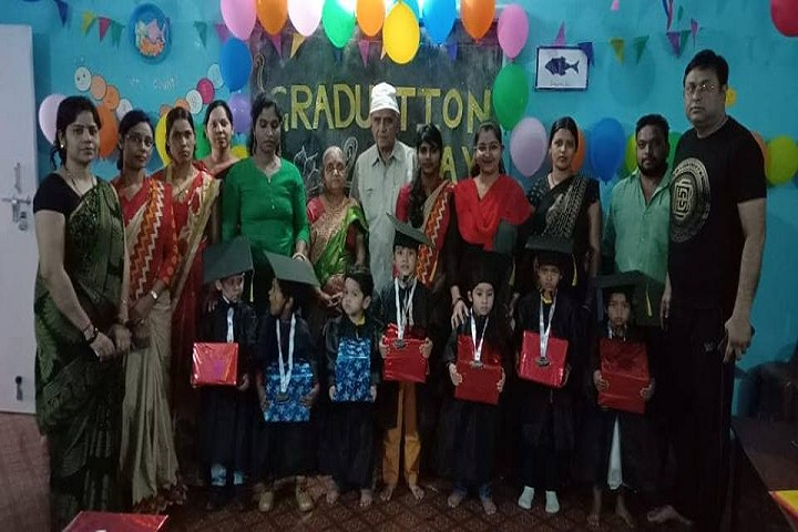 Gauri Shankar Public School-Graduation Day