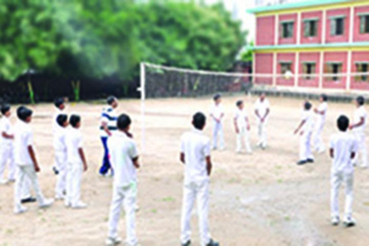 Gautam Public School- Playgrounds
