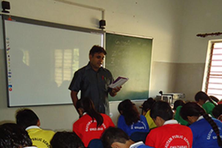 Gautam Public School-Classroom
