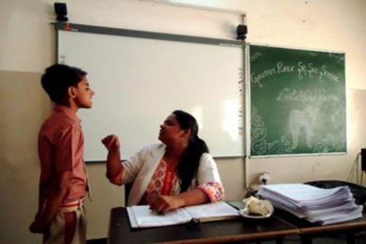 Gautam Public School-Dental Checkup