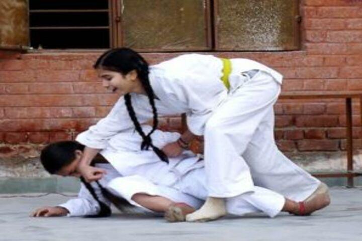 Gautam Public School-Karate