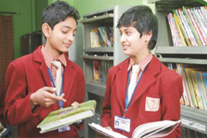 Gautam Public School-Library