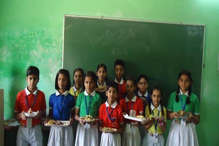 Gautam Public School-Little Chefs