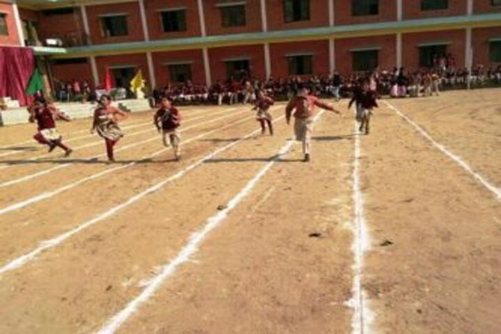 Gautam Public School-Race