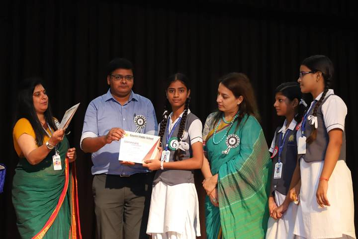 Gayatri Public School-Achievement