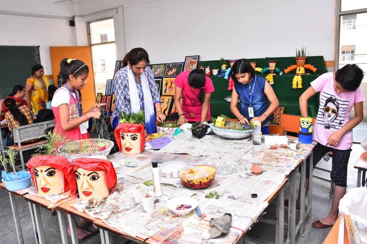 Gayatri Public School-Activity