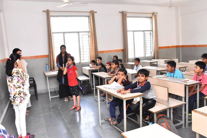 Gayatri Public School-Classroom