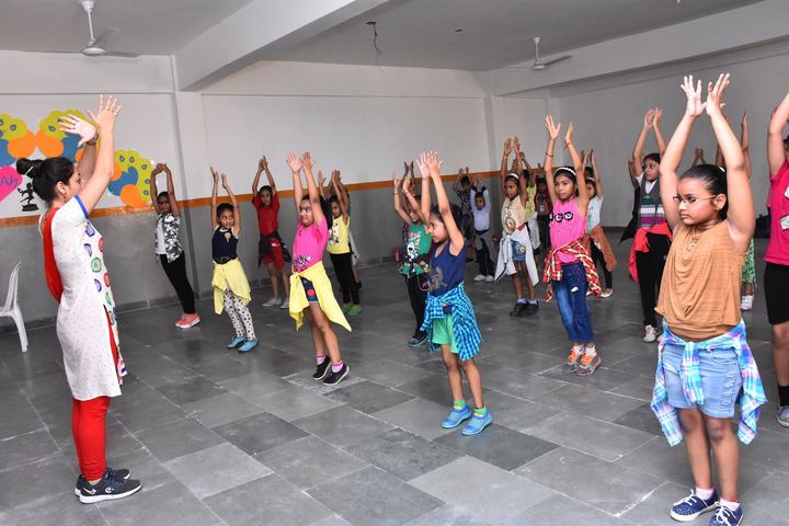 Gayatri Public School-Dance Room