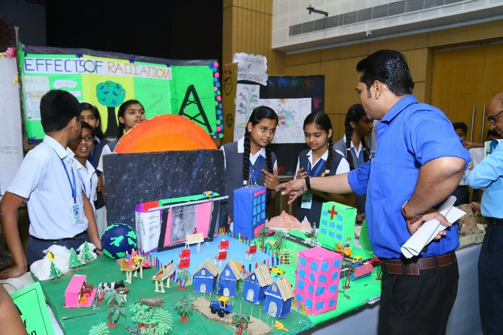Gayatri Public School-Science Exhibition