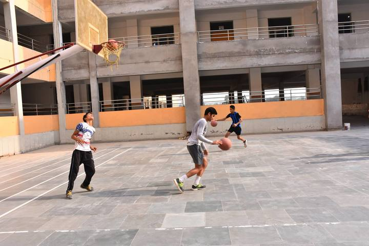 Gayatri Public School-Sports
