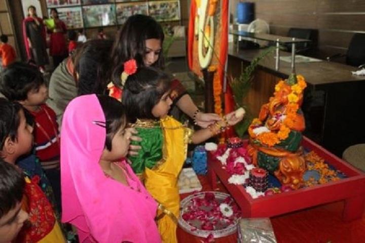 Gd Goenka Public School-Festival Celebrations