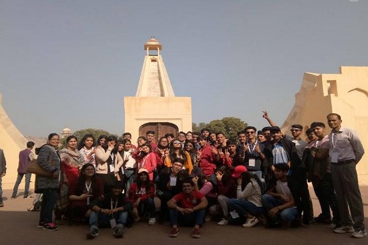 Gd Goenka Public School-Jaipur Trip