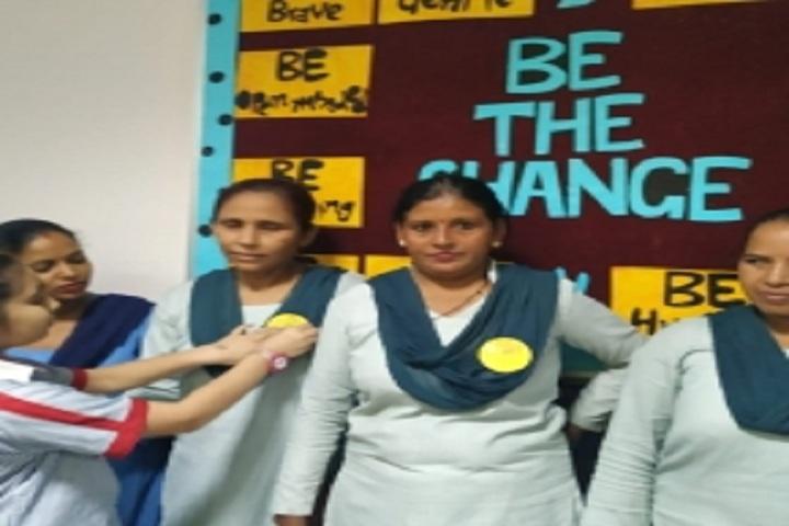 Gd Goenka Public School-Labours Day