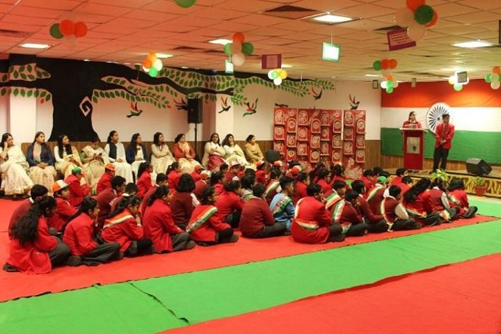 Gd Goenka Public School-Republic Day Celebrations