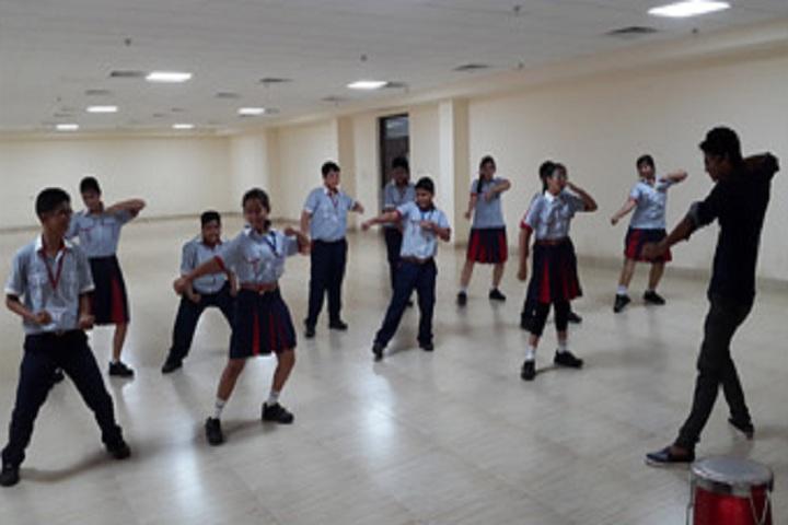 Gd Goenka Public School-Dance Room