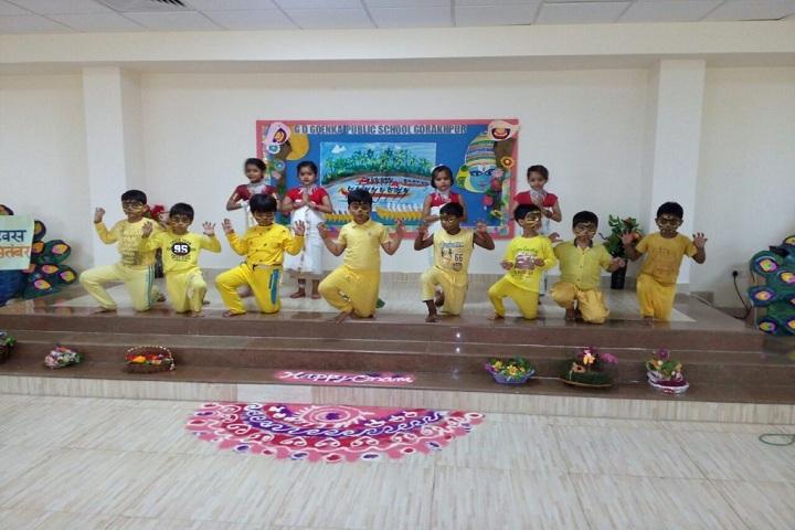 Gd Goenka Public School-Onam Celebrations