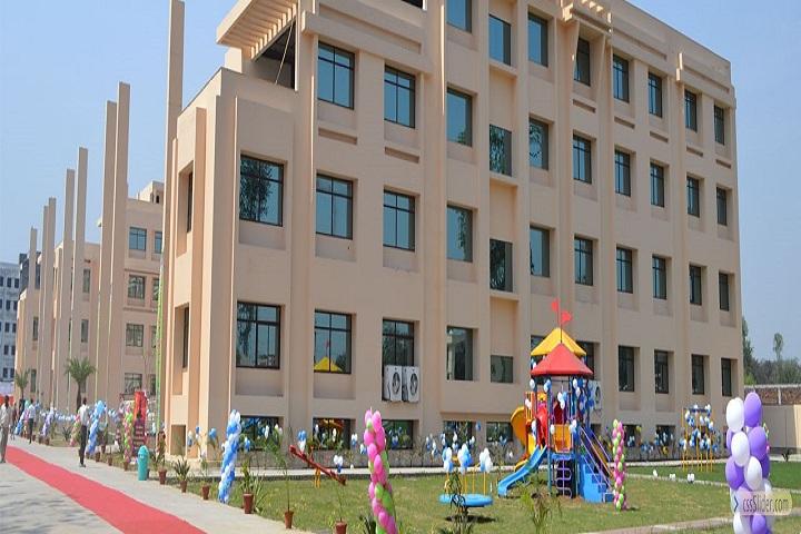 Gd Goenka Public School-School Building
