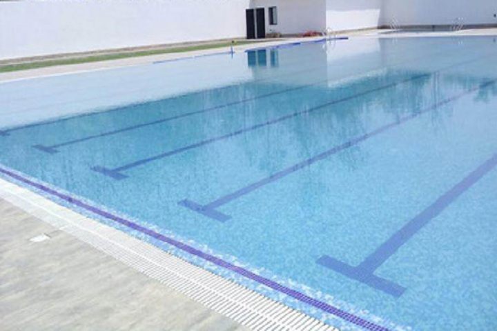 Gd Goenka Public School-Swimming Pool