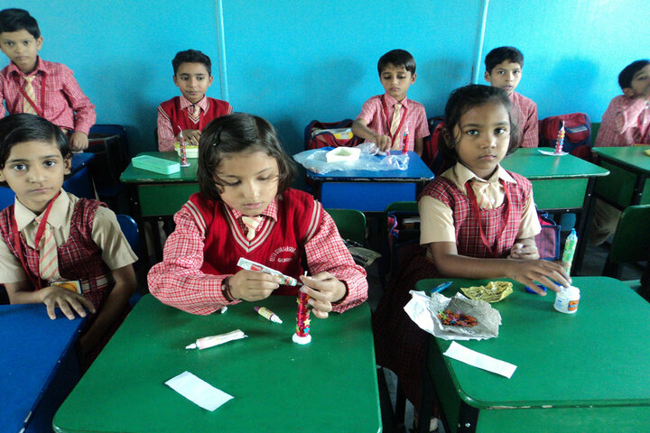 Geetagyan Sanskar Academy-Activity