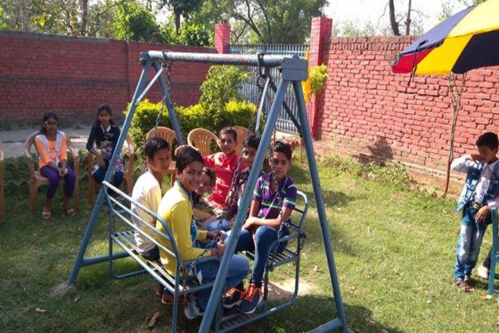 Genius Public School-Kids Play Area
