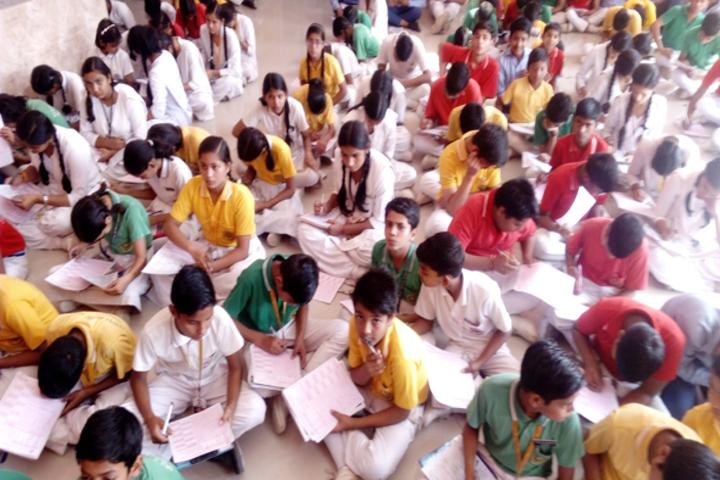 Genius Public School-Students