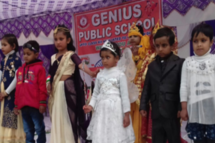 Genius Public School-Annual day