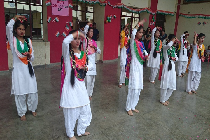 St Gabriels Convent School-Independence Day Celebrations