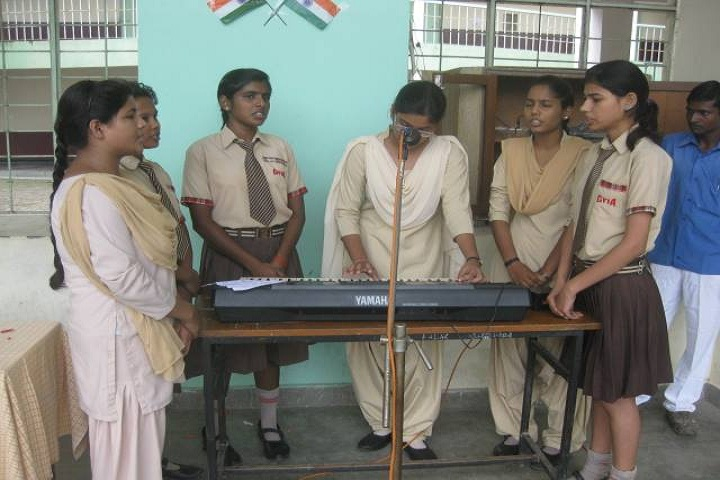St Gabriels Convent School-Music