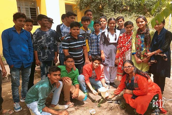 St Gabriels Convent School-Tree Plantataion