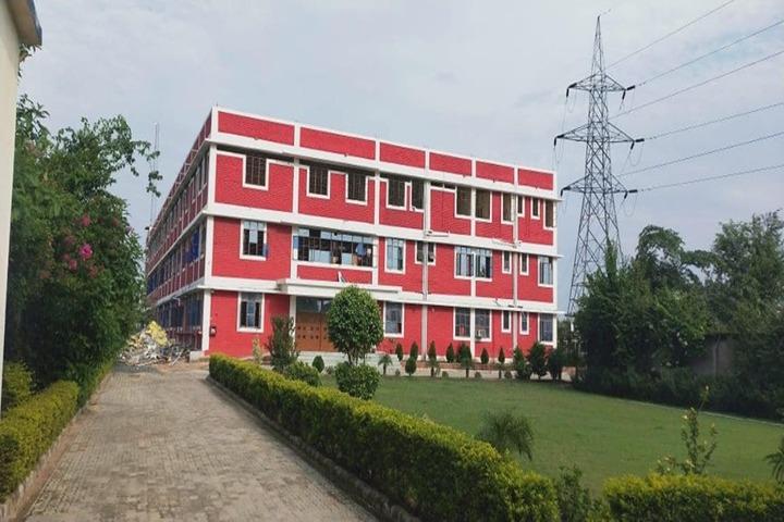 Shoshit Samadhan Kendra-Building