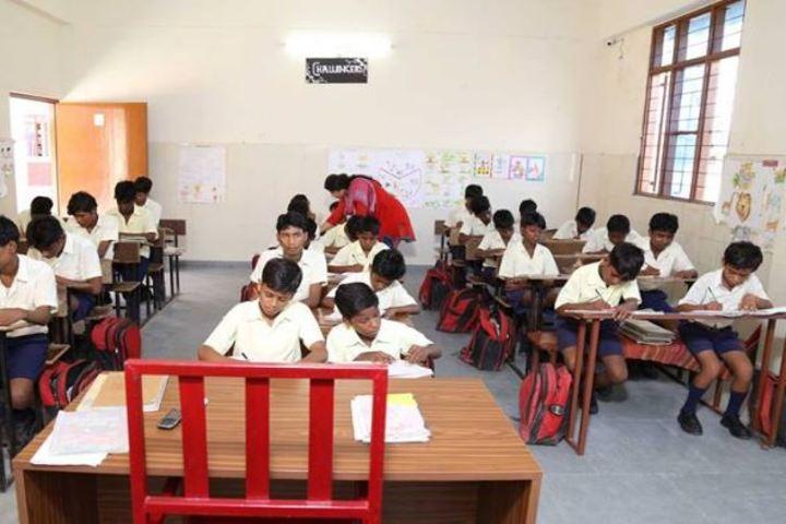 Shoshit Samadhan Kendra-Classroom