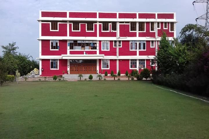 Shoshit Samadhan Kendra-Garden