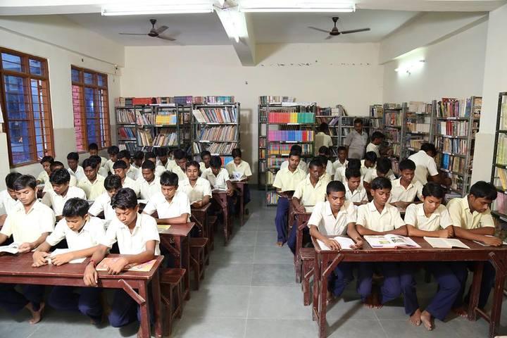Shoshit Samadhan Kendra-Library