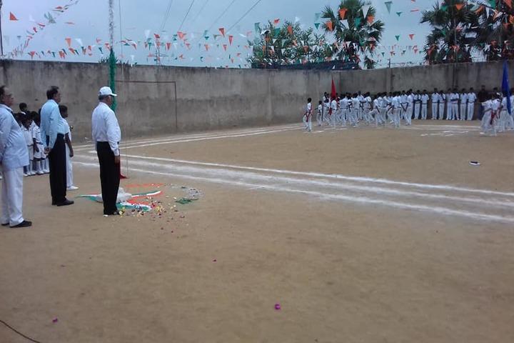 Shoshit Samadhan Kendra-Play Ground