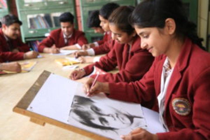 Ghaziabad Public School-Art Room